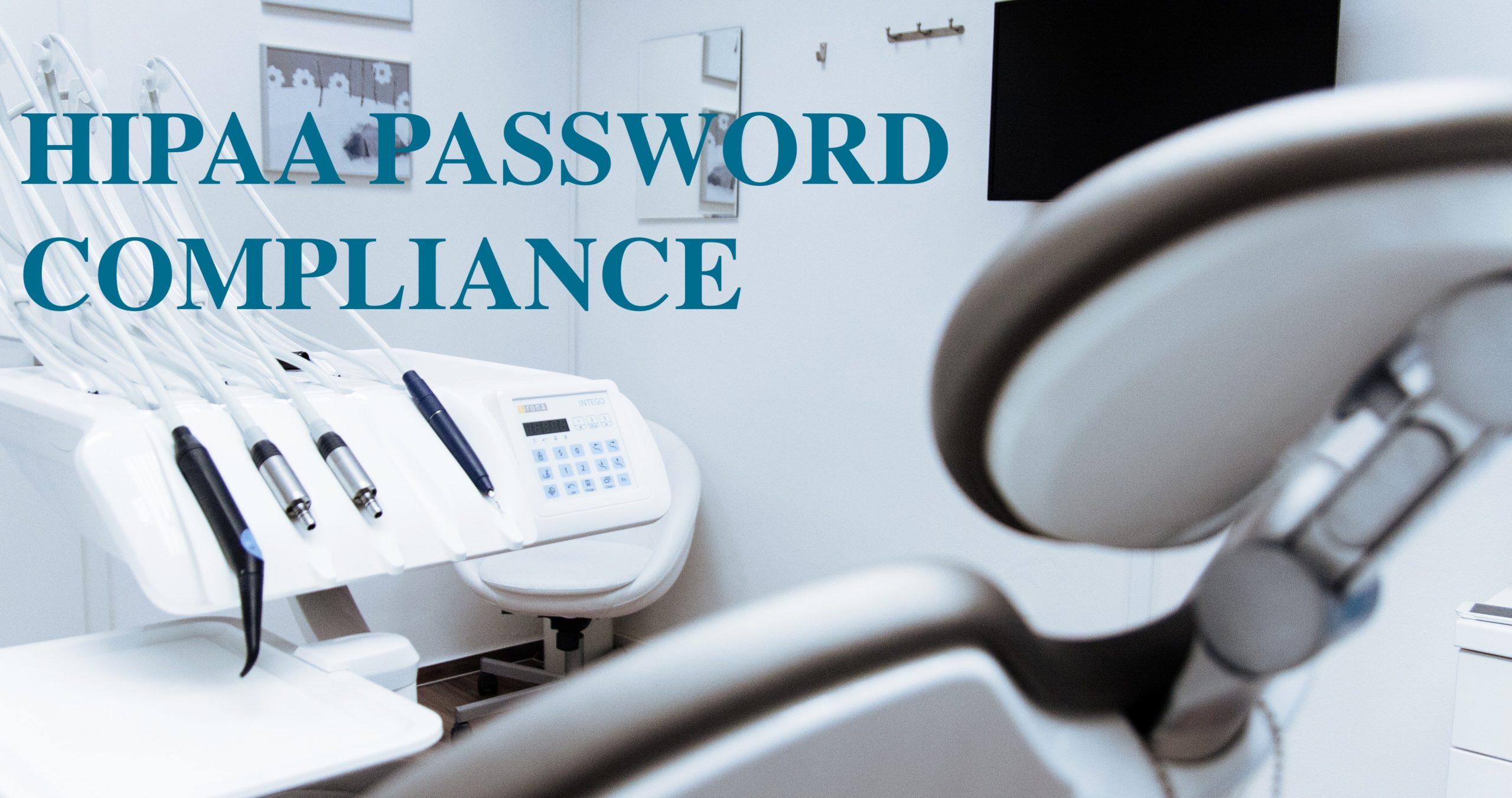 HIPAA-Password-Requirements